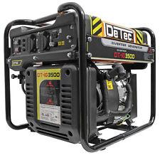 Benzin Inverter Stromaggregat 230V Stromerzeuger Stromgenerator max. 3500 Watt