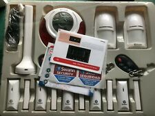 Swann Srhom-Alarmc Alarm Sensors & Siren Kits Motion Doors Windows