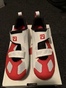 Bontrager Hilo Triathlon Shoe 39 Red BNIB