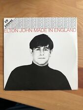 Elton John - Made In England CD Single Card Sleeve 1995 France