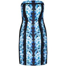 CITY CHIC XL NWT RRP $159.95 DRESS MIDNIGHT BLUE
