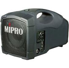 Mipro MA-101B Tragbares Lautsprechersystem Akkubetrieben Funksystem für Mikrofon