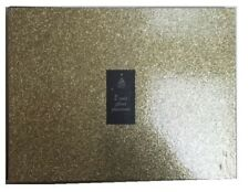 Christmas Xmas Dining Table Sparkly Glitter Placemats Set of 4
