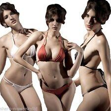 Bikini completi per il mare e la piscina da donna