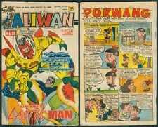 1995 Philippines ALIWAN 5-STAR KOMIKS MAGASIN Lastik Man Comics # 2054