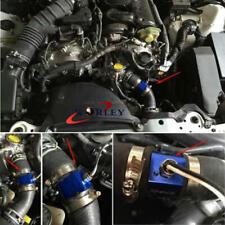 28mm Blue Water Temp Temperature Joint Pipe Sensor Gauge Radiator Hose Adapter