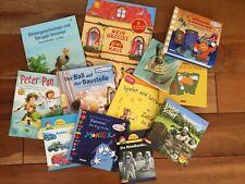 Buchpaket Kinder, Vorlesebücher, Pixibücher, 12 Stück gesamt, Maxi Bilderbücher