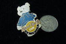 HARD ROCK CAFE PIN LA JOLLA HERRINGTON TEDDY BEAR SERIES LE 500