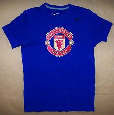 NIKE / MANCHESTER UNITED / SOCCER FOOTBALL / ENGLAND UK BRITAIN / T-SHIRT SIZE M
