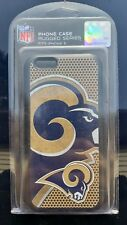 Los Angeles Rams Case NFL Rugged Hard Case Cover for iPhone 6 iPhone 6s - New