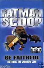 FATMAN SCOOP CROOKLYN CLAN - BE FAITHFUL 2003 EUROPEAN CASSINGLE CARD SLIP-CASE