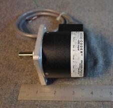 ACCU-CODER POWER/MATION DIVISION SHAFT ENCODER 725N INPUT 5/28 VDC