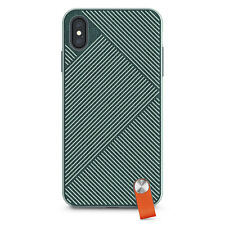 """Moshi Altra Slim Hardshell Case With Strap for iPhone XS Max 6.5"""" Mint Green"""