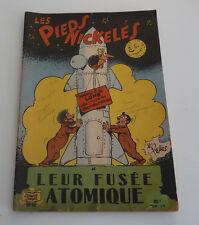 LES  PIEDS NICKELÉS      N° 40    édition originale      mar11