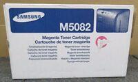 NEW Sealed Samsung CLT-M5082L Magenta High Capacity Laser Toner Cartridge 2000pg