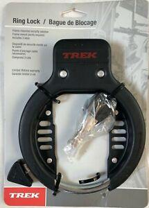 Trek NOS Bike Ring Lock 3 Key Seat Stay Frame Mounted Security 428422 Ships USA!