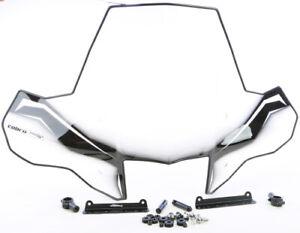 Powermadd - 24570 - Pro Tek ATV Windshield` 66-4015 2317-0123 56-57010 PD24570