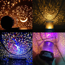 Romantic LED Starry Night Sky Projector Lamp Kids Gift Star light LPD