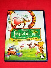 Les Aventures de Tigrou - Edition Spéciale - Walt Disney  - DVD
