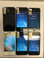 LOT of 6 iPhone 4/4S - AT&T