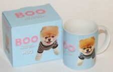 More details for job lot x 24 boo the worlds cutest dog / pomeranian china mug - new free pp !