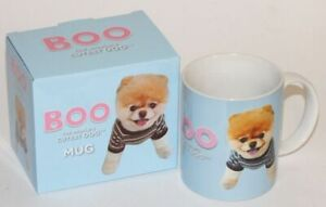 Job Lot X 24 BOO The Worlds Cutest Dog / Pomeranian China Mug - New Free PP !