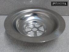 Lavello in acciaio INOX da cucina cestino rifiuti filtro inserire solo per 90mm Hole