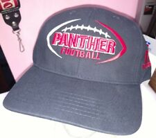 PANTHER FOOTBALL NCAA FOOTBALL RUSSELL Hat Cap ONE SIZE FITS MOST NEW w/ TAG