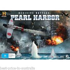 Decisive Battles: PEARL HARBOR [Harbour] DVD TV HISTORY WAR Tora... BRAND NEW R4