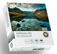 Cokin P Series Grad ND Kit H300-02 ND2 ND4 ND8 P121 P121M P121L - New & Unboxed
