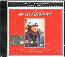 IO TI SALVERO' - OST ORIGINAL SOUNDTRACK COLLECTION WARNER Maurizio Abeni