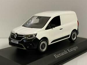 Renault Kangoo White 1:43 Scale Norev 511334