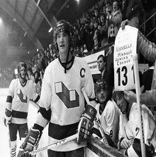 1983-84 Mario Lemieux Junior Laval Vision QMJHL Record Setting  8 X 10 Free Ship