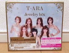 T-Ara JEWELRY BOX DIAMOND VERSION CD+DVD+PHOTOBOOK LTD Japan 2012