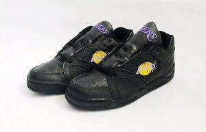 vintage converse ox los angeles lakers shoes sneakers mens size 8 NOS NIB magic