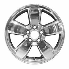 "17"" NEW FORD ESCAPE 2008 - 2012 FACTORY REPLACMENT CHROME CLAD WHEEL RIM 3680"