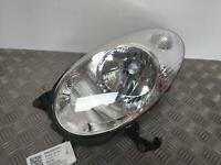 2004 NISSAN MICRA 5 Door Hatchback 26060AX600 Head Light NS Left Passenger Lamp