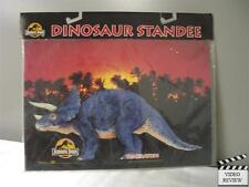 Triceratops - Jurassic Park Dinosaur Mini Standee 8.25 inches x 12 inches - 1993