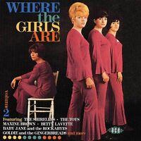 Where The Girls Are Vol 2 (CDCHD 711)