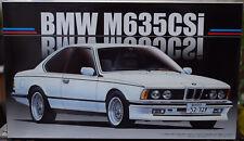 1978 BMW 635 CSI  E 24 1:24 Fujimi 126500 Enthusiast wieder neu 2018
