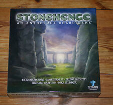 Stonehenge an Anthology Board Game 5 games in 1 box  Richard Garfield Rich Borg