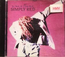 Simply Red - A New Flame CD Album in VG Condition