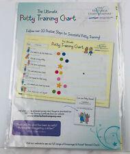 New ListingUltimate Potty Training Chart Toddler Sticker Fun Potty Training Reward Chart