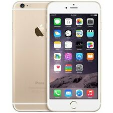 APPLE IPHONE 6 PLUS 16 GB Gold Oro Grado A+ Usato Ricondizionato Rigenerato