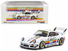 "Tarmac Works Porsche Rwb 930 #89 ""Apple"" ""Rauh-Welt Begriff"" 1/43 Diecast Model"