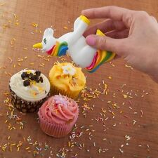 Unicorn Sprinkles Shaker Cake Decorator Baking Gift Cupcake