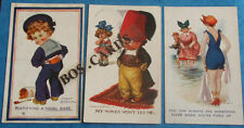 Posted Printed Collectable Postcard Collections/Bulk Lots
