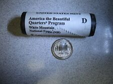 "(1 Coin) 2013-D ""White Mountain"" Quarter-Mint UNCIRCULATED"