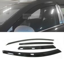 Smoke Window Sun Vent Visor Rain Deflector Guards For CHEVROLET 2006-17 Captiva