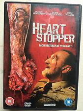 MEREDITH HENDERSON Robert Englund heartstopper ~2006 Culto Horror GB DVD